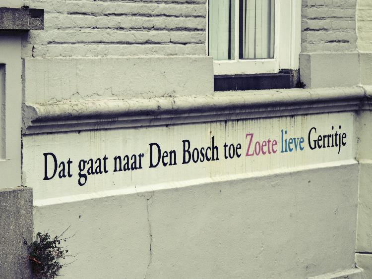 Dat gaat naar Den Bosch toe - Den Bosch Tips