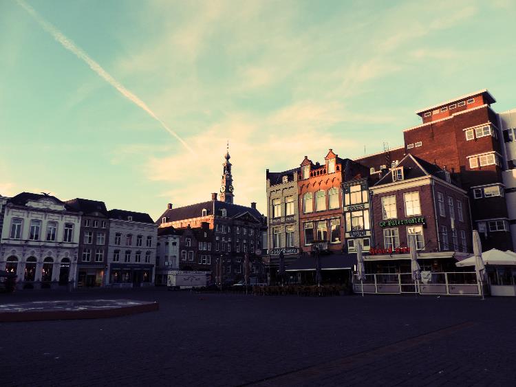 Over Den Bosch - markt