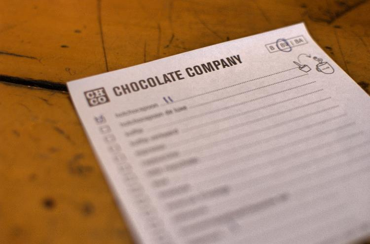 Chocolate Company 7 - Den Bosch Tips