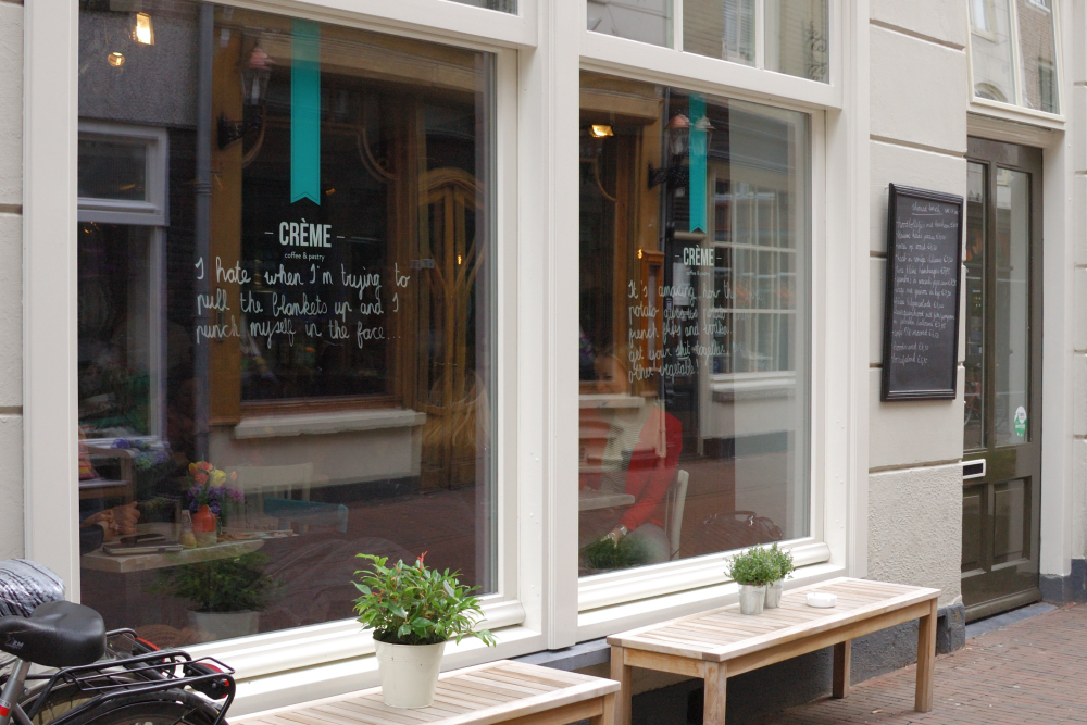 Creme Coffee 2 - Den Bosch Tips