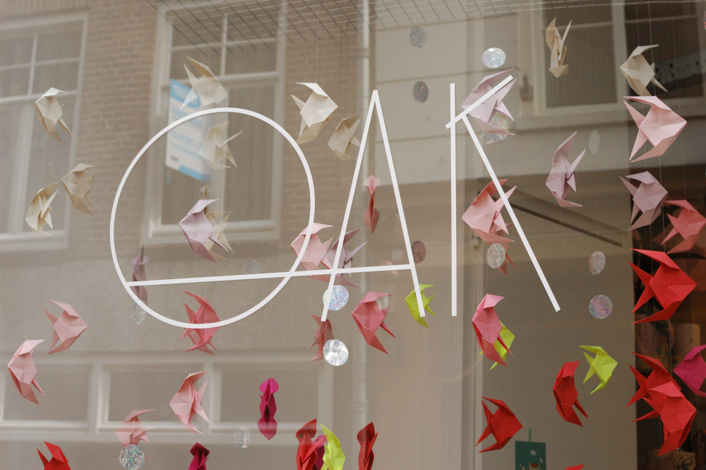 Oak concept store - Den Bosch Tips