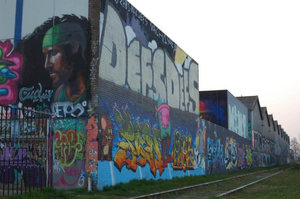 Graffiti Boschveldtuin 22 - Den Bosch Tips
