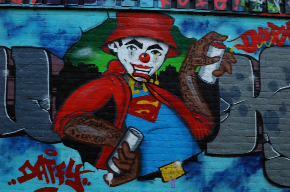 Graffiti Boschveldtuin 6 - Den Bosch Tips