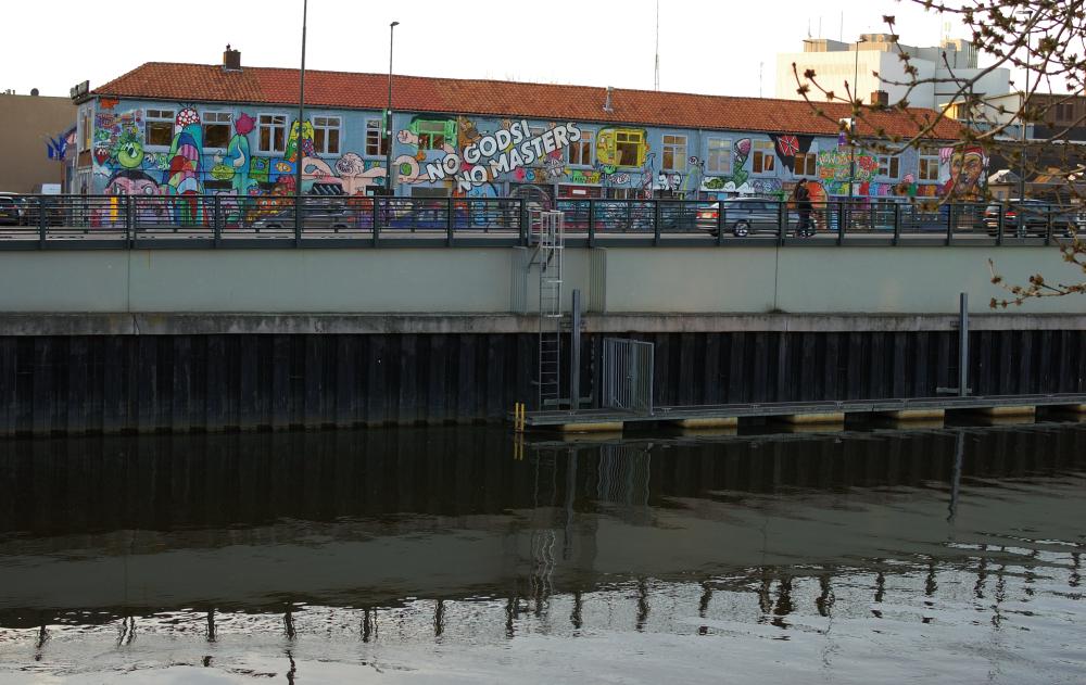 Graffiti Havendijk 1 - Den Bosch Tips