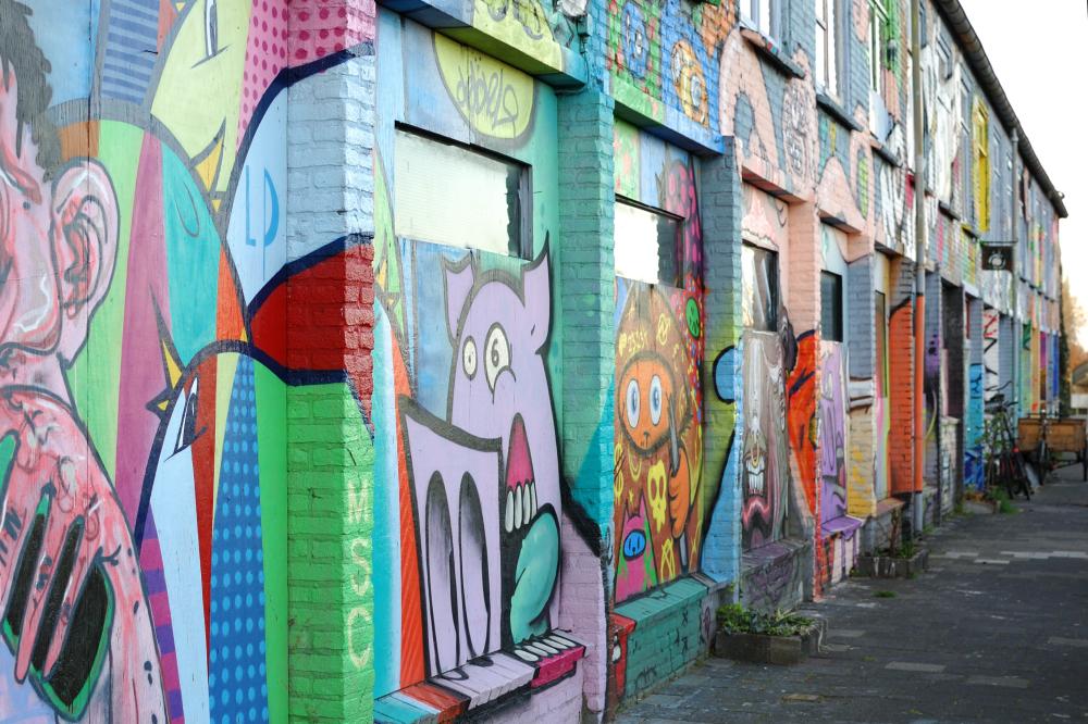 Graffiti Havendijk 9 - Den Bosch Tips