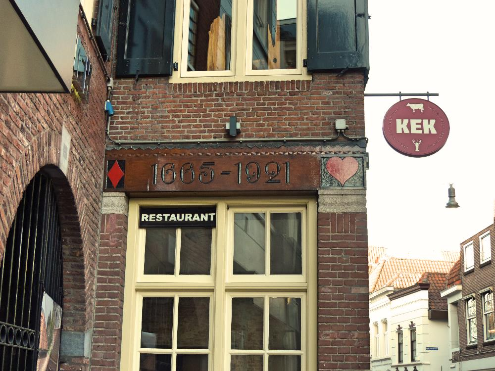 Kek restaurant 1 - Den Bosch Tips