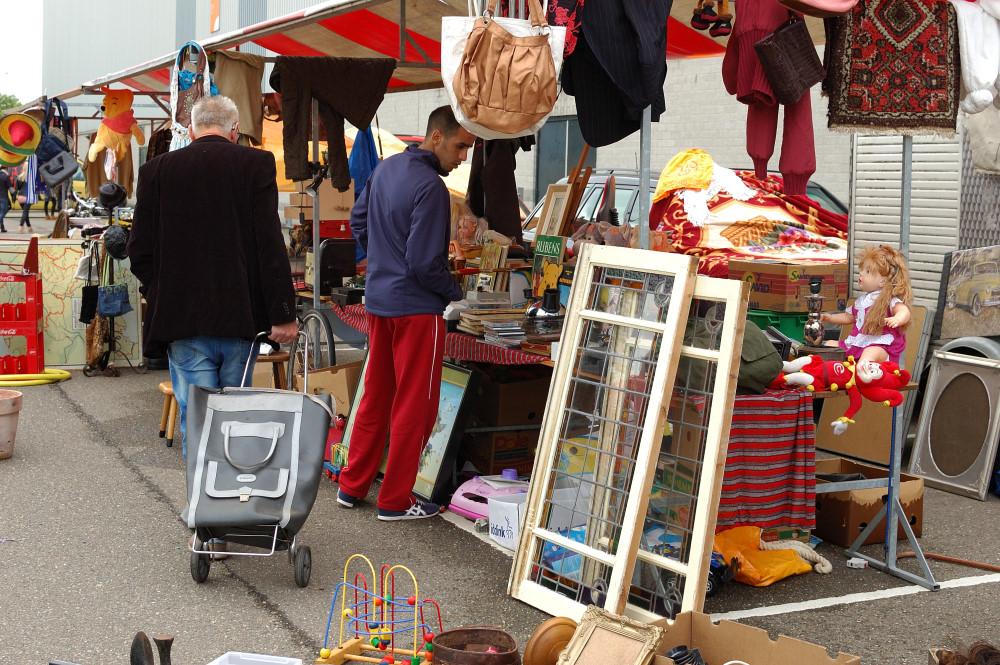 Snuffelmarkt Brabanthallen 10 - Den Bosch Tips