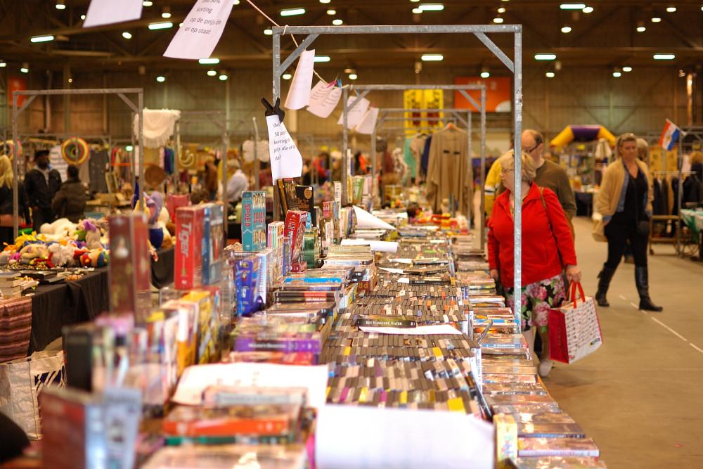 Snuffelmarkt Brabanthallen 13 - Den Bosch Tips