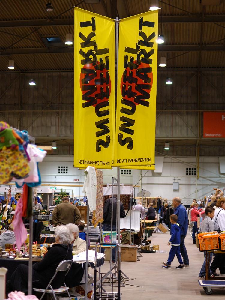 Snuffelmarkt Brabanthallen 24a - Den Bosch Tips