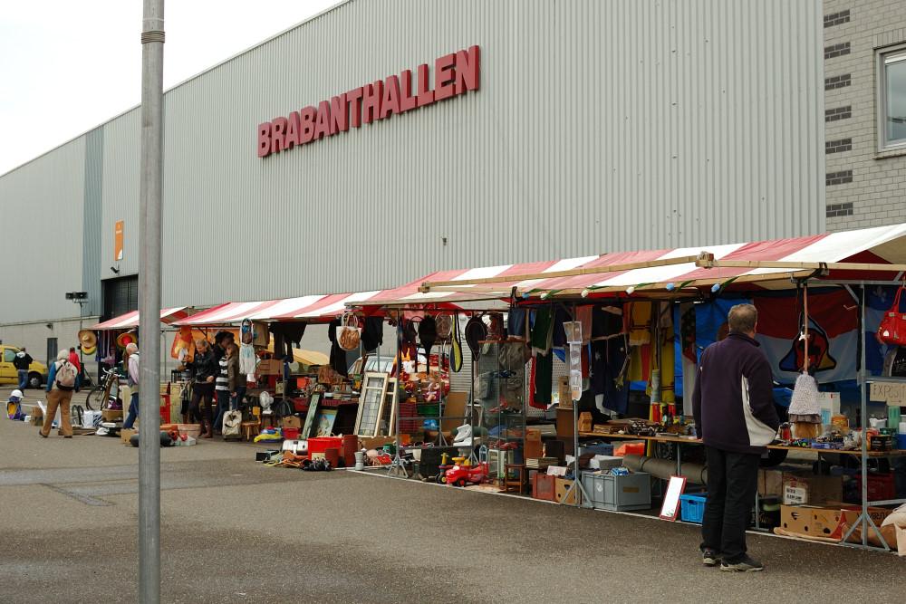 Snuffelmarkt Brabanthallen 4 - Den Bosch Tips