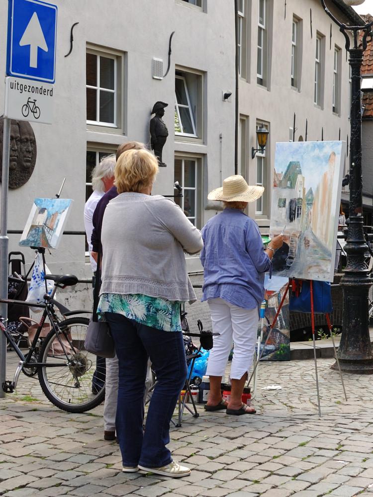 Bossche Amateur Schilderdag 1 - Den Bosch Tips