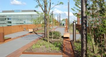 Paleisbrug: tweede parkbrug ter wereld