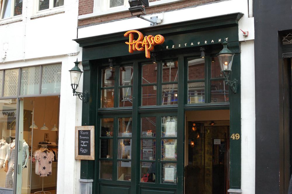 Picasso restaurant 1 - Den Bosch Tips