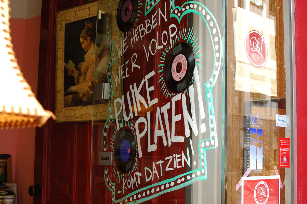 Vintage Puik 16 - Den Bosch Tips