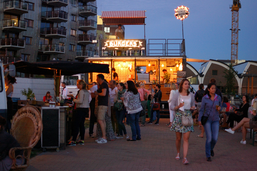 Food Truck festival Trek 17 - Den Bosch Tips