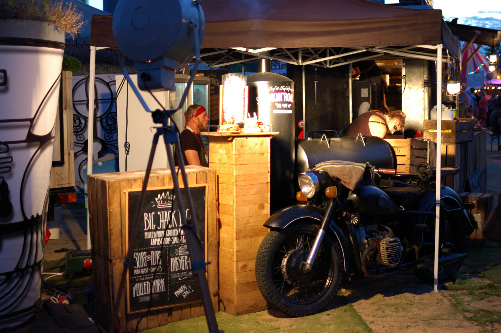 Food Truck festival Trek 18 - Den Bosch Tips