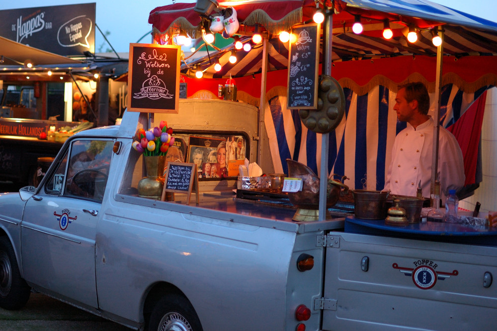 Food Truck festival Trek 8 - Den Bosch Tips