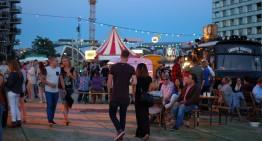 Food Truck Festival TREK: openluchtrestaurant