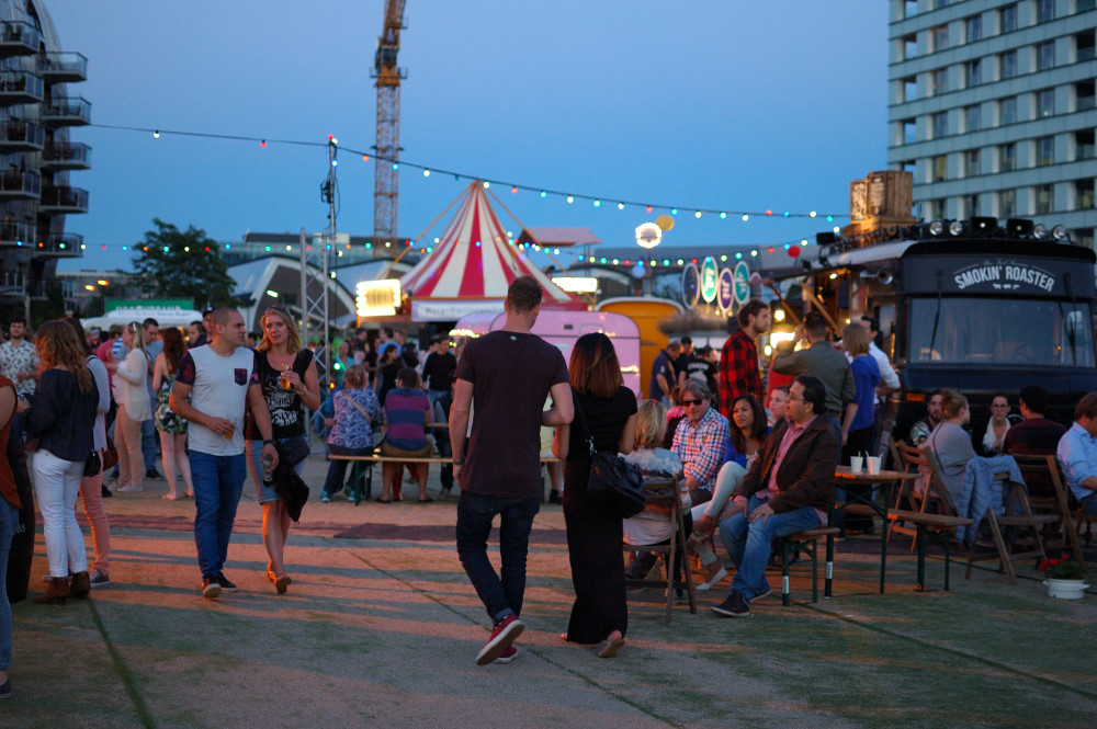 Food Truck festival Trek 9 - Den Bosch Tips