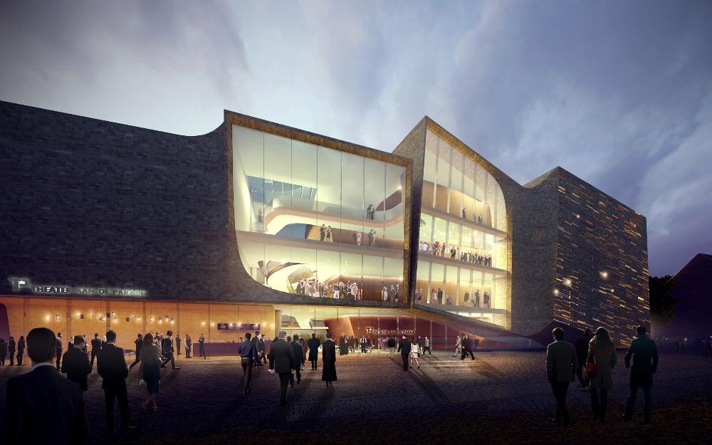 Theater aan de Parade nieuw ontwerp 1a - Den Bosch Tips