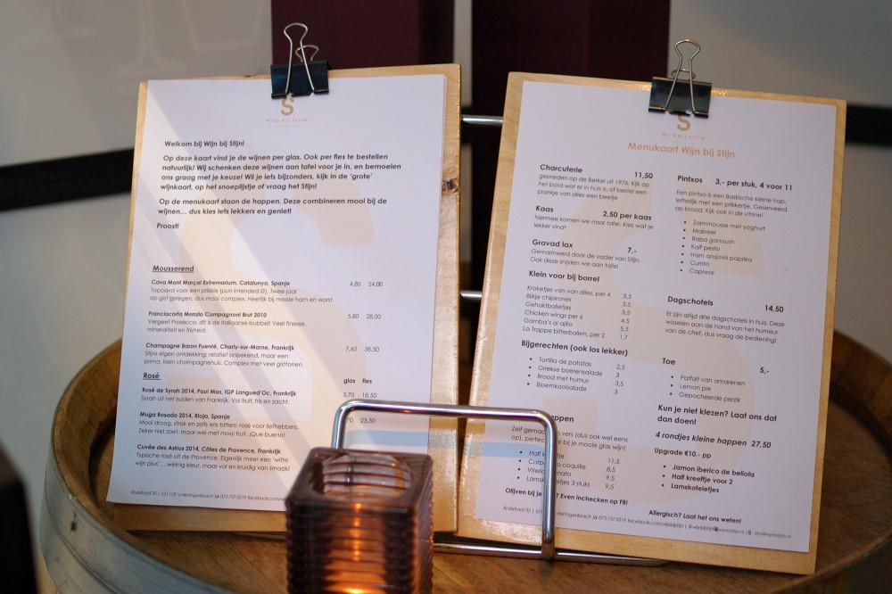 Wijn bij Stijn 21 - Den Bosch Tips