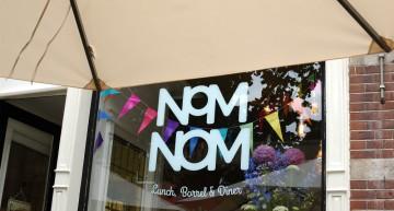 Een Nom Nom momentje