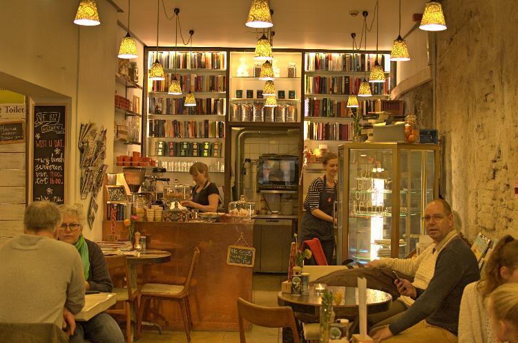 Boekhandel Adr. Heinen 7 - Den Bosch Tips