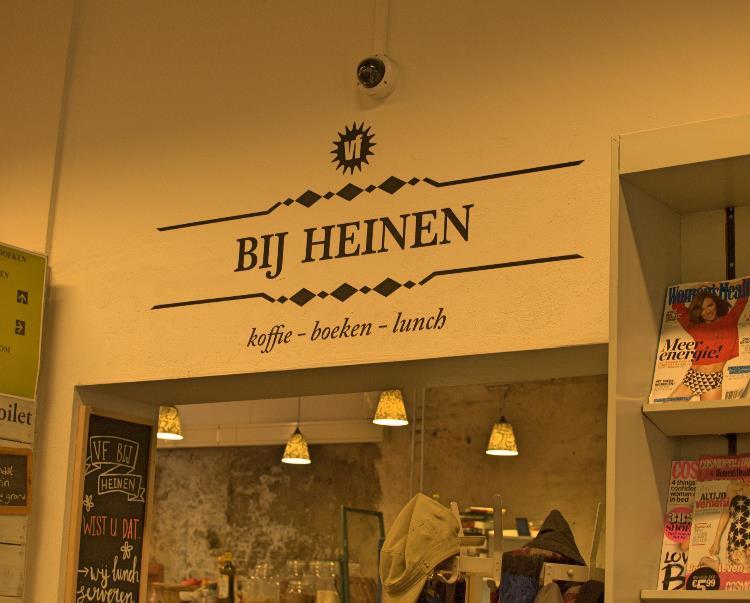 Boekhandel Adr. Heinen - Den Bosch Tips