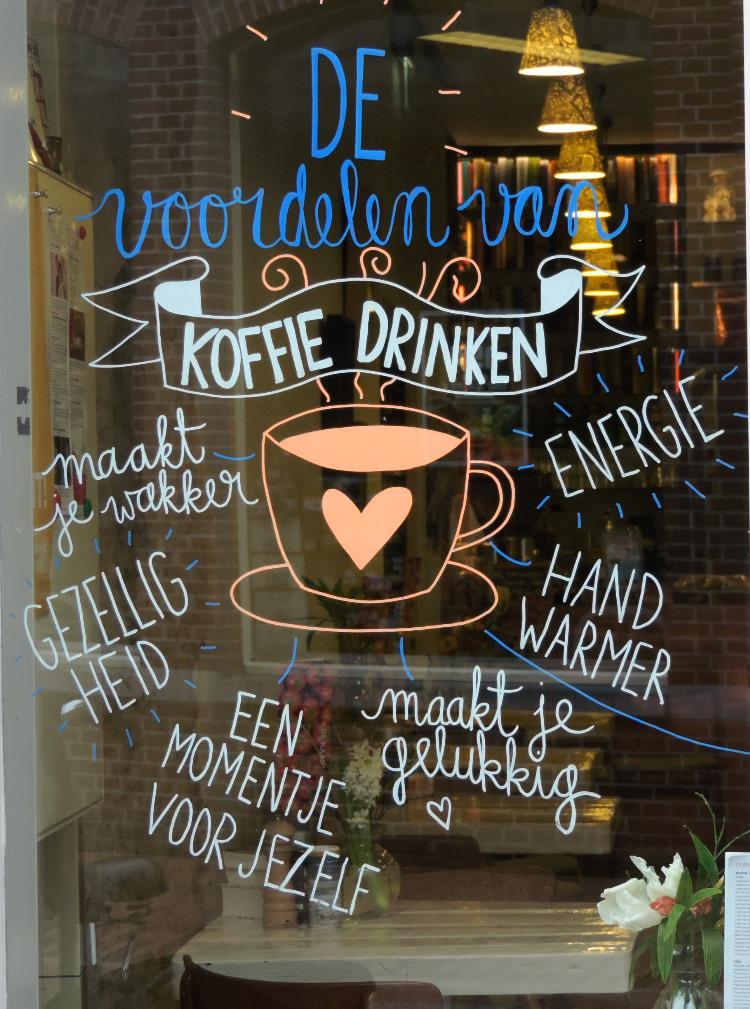 Boekhandel Adr. Heinen front - Den Bosch Tips
