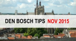 Den Bosch Tips voor november 2015