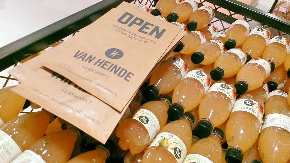 Van Heinde versmarkt 11 - Den Bosch Tips