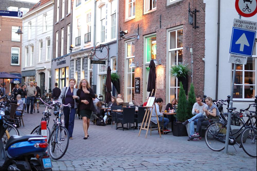 Sitio buiten 2 - Den Bosch Tips
