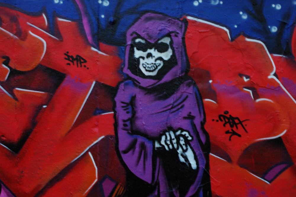 Graffiti Boschveldtuin 14 - Den Bosch Tips