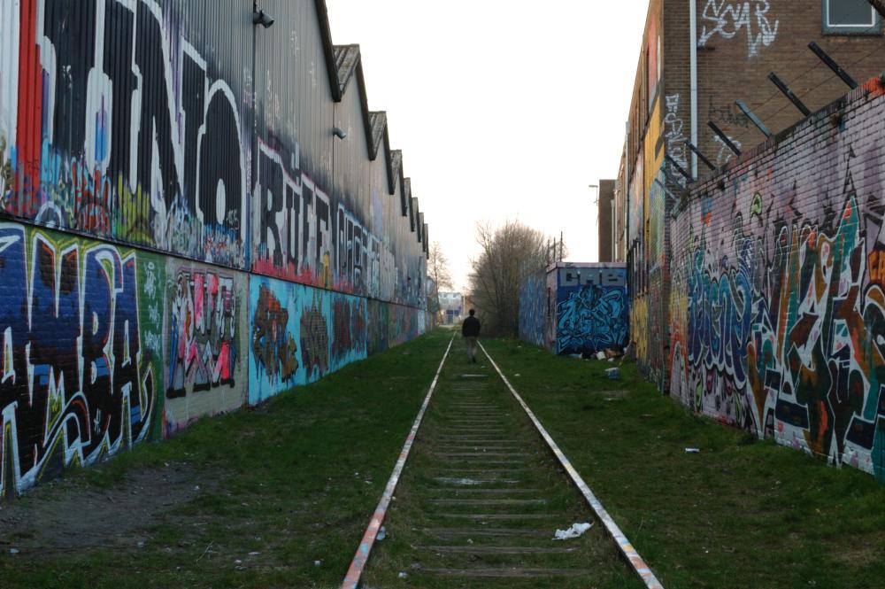Graffiti Boschveldtuin 5 - Den Bosch Tips
