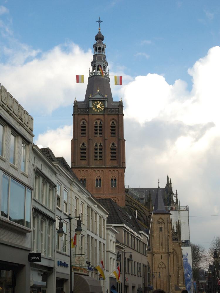 Wonderlijke klim St Jan 1a - Den Bosch Tips