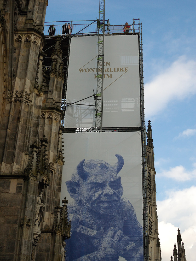Wonderlijke klim St Jan 3 - Den Bosch Tips