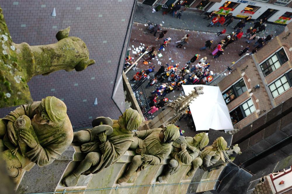 Wonderlijke klim St Jan 34 - Den Bosch Tips