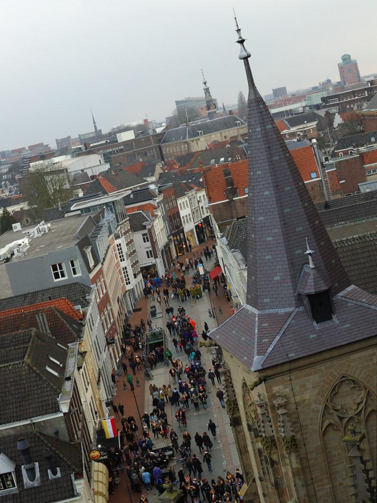 Wonderlijke klim St Jan 46 - Den Bosch Tips
