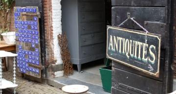 La Folie Antiek: vintage shoppen