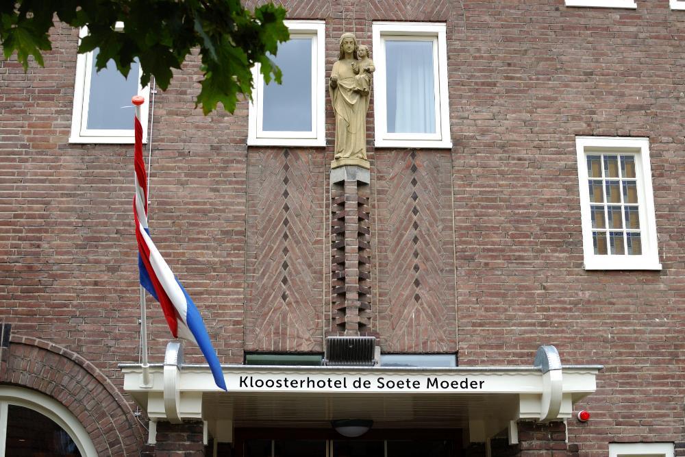 Kloosterhotel Soete Moeder voorkant - Den Bosch Tips