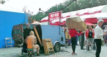 Theaterfestival Boulevard (fotoserie)