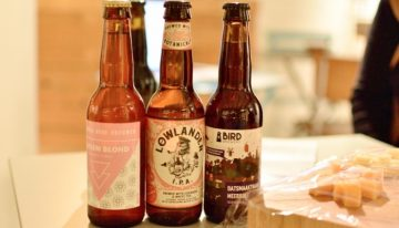 Bierproeverij bij De Zusjes